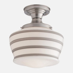 contemporary ceiling lighting by Schoolhouse Electric