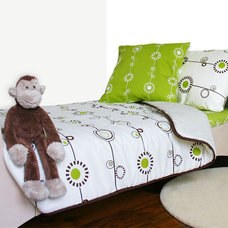 Modern Kids Bedding by 2Modern