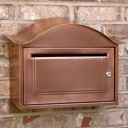 Modern Mailboxes by Signature Hardware