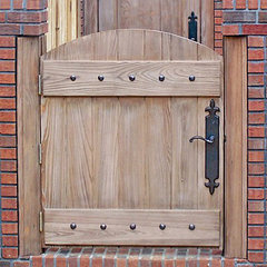 traditional fencing by Doors by Decora