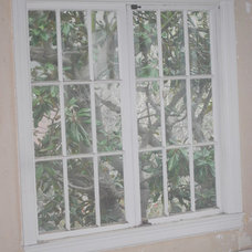 Contemporary Windows by Artistic Millworks