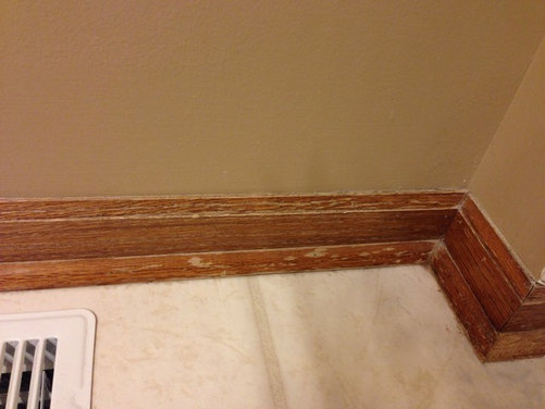 Stain Or To Paint Wood Trim