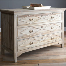 Traditional Dressers by Wisteria