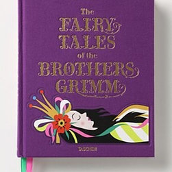 Taschen - The Fairytales Of The Brothers Grimm - Hardcover320 pagesTaschen Books
