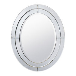 "Kichler - Kichler 78225 Ribbon 30"" Modern Wall Mounted Mirror - Specifications:"