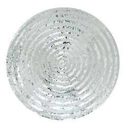 "Benzara - Steel Circular Design Wall Platter in Dual Toned Finish - Enhance the wall decor with this STAINLESS STEEL WALL PLATTER. Crafted of metal, this platter is a wonderful way to adorn your walls. Easy to mount, you can place this platter on the wall of your living room, bedroom, kitchen or any other place at home. This simple yet attractive wall art enhances the beauty of your decor with its uncluttered design. This aesthetically designed wall platter accentuates style on your walls. The bare and dull walls of your home will come to life with this wall platter that combines style with functionality. Adorn the walls of your home and create an excellent interior decor with this platter to feel the difference in the decor quotient of your room. Since it is crafted of sturdy metal, it is sure to last for a long time. This platter is also a perfect gift for your beloved on the occasion of housewarming ceremony.; Made in wood and metal; Endowed with a simple and elegant style; Easy to fix; Weight: 8 lbs; Dimensions:36""D x 3""D x 36""H"