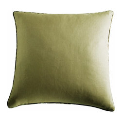 Mystic Valley - Layla - Solid Euro Sham by Mystic Home - The Layla, by Mystic Home