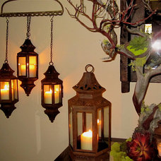 mediterranean outdoor lighting by Etsy