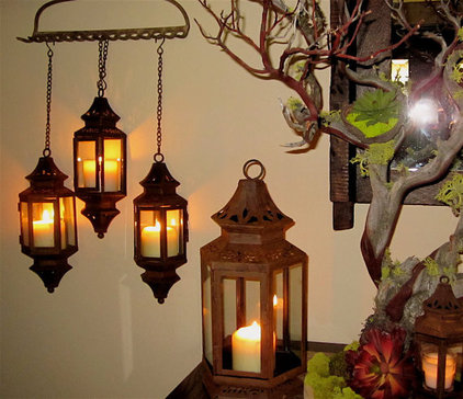 Mediterranean Outdoor Flush-mount Ceiling Lighting by Etsy