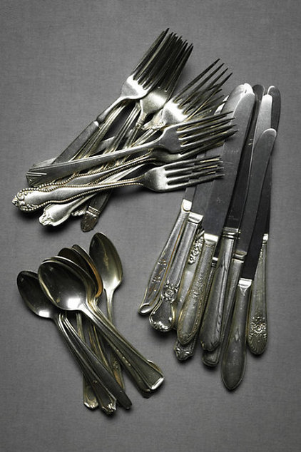 Traditional Flatware by BHLDN