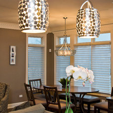 Modern Kitchen Lighting And Cabinet Lighting by RAHokanson Photography
