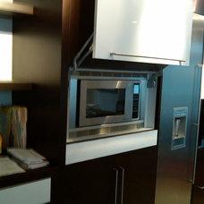Contemporary Kitchen by Trade Mark Design & Build