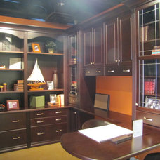 Traditional Storage Units And Cabinets by Superior Cabinets