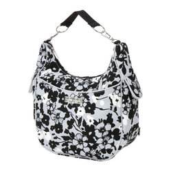 On Sale Chloe Convertible Diaper Bag in Evening Bloom