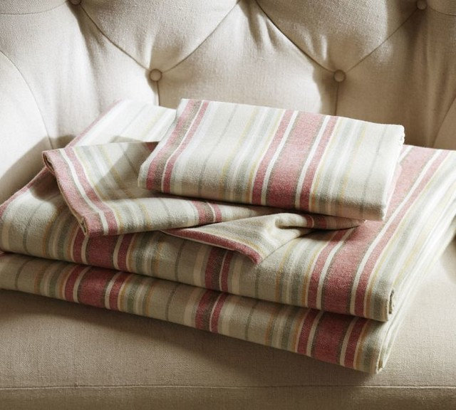Traditional Sheet And Pillowcase Sets by Pottery Barn
