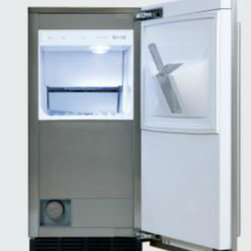 UC-15I Ice Maker - If you entertain often, this is such a great luxury! This under-the-counter ice machine makes 25 pounds of clear, filtered ice.