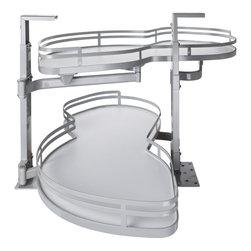 Kitchen Storage & Organization: Find Drawer Organizers and Pot Racks Online