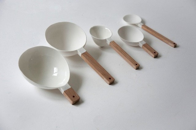 Contemporary Cooking Spoons by Niels Datema