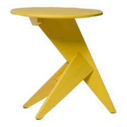 Mattiazzi - Mattiazzi | Medici Side Table - Design by Konstantin Grcic, 2012.