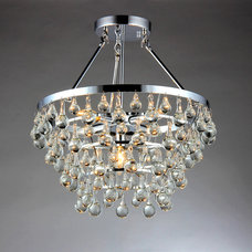 Contemporary Chandeliers by BuilderDepot, Inc.
