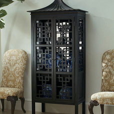 asian bookcases cabinets and computer armoires by Beth Connolly