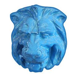 Gladding McBean Lion Head Fountain - shown in Caribbean