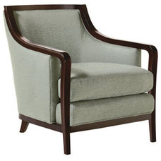 Contemporary Armchairs And Accent Chairs by Baker Furniture