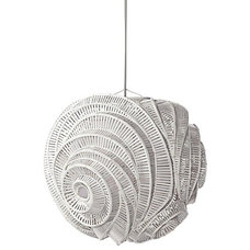 Eclectic Pendant Lighting by Serena & Lily