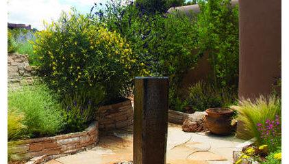 Planting for butterflies < Great ideas for garden fountains - Sunset.com