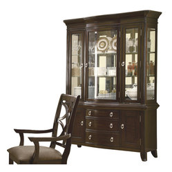 Coaster Furniture - Meredith Dining Buffet and Hutch by Coaster Fine Furniture - Meredith Dining ...