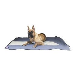 MAJESTIC PET PRODUCTS - Universal Waterproof SUV Cargo Liner - If your pet rides in your car's cargo area, use this liner to protect it. It's easy to spot clean or machine wash, and fasteners on the underside keep it in place, so it's as convenient for you as it is helpful.