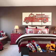 Transitional Kids by Martha O'Hara Interiors