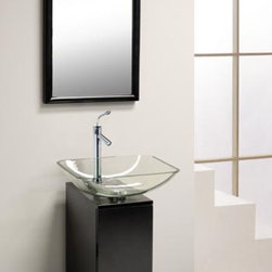 Dreamline Small Bathroom Vanity DLVG-615 - PRODUCT SPECIFICATIONS