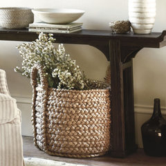 contemporary baskets by Ballard Designs