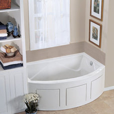 Modern Bathtubs by Focal Point Hardware