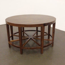 Traditional Coffee Tables by Quatrine Custom Furniture
