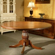 Rustic Dining Tables by ECustomFinishes