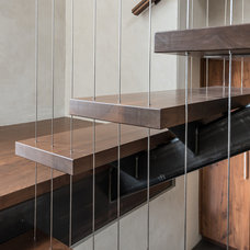 Modern Staircase by Pearson Design Group