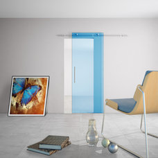 Modern Interior Doors by Cristallo SP