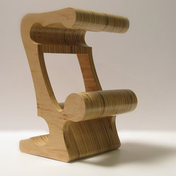 Geometry Barstool