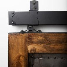 Modern Barn Door Hardware by Rustica Hardware