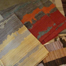Contemporary Rugs by Lapchi Handwoven Carpets