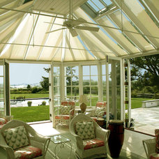 Tropical Greenhouses by Town and Country Conservatories