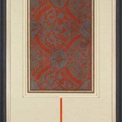 Paragon Decor - Pantonia II Artwork - Exclusive Mixed Media on Metallic Paper