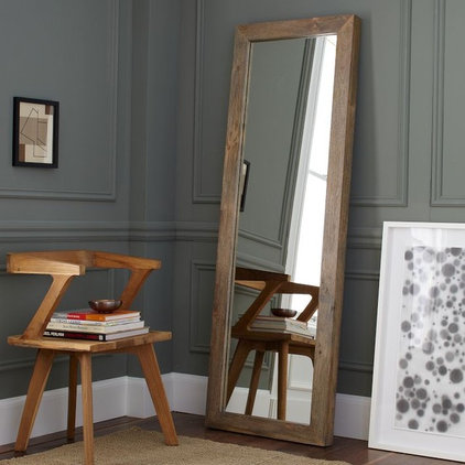 Traditional Floor Mirrors by West Elm