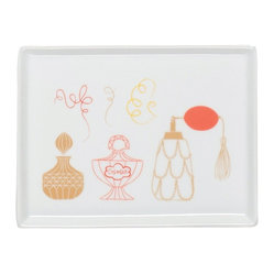 Powder Room Tray