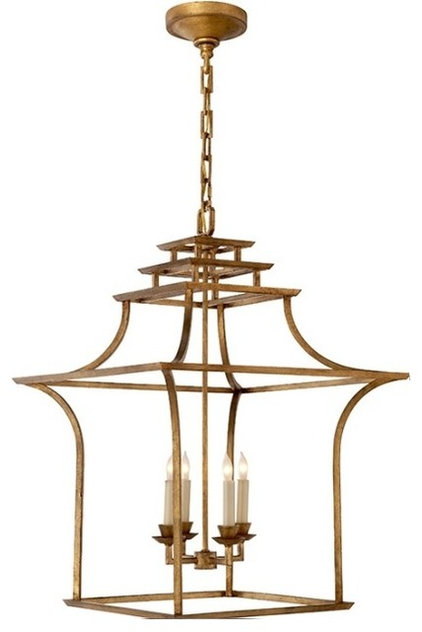 Asian Chandeliers by Charlotte and Ivy