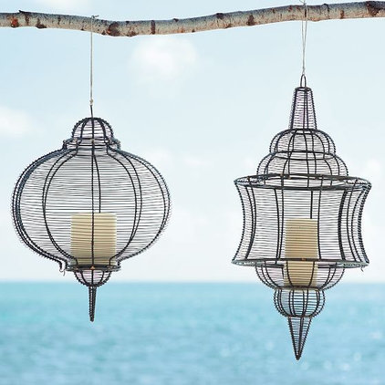 Eclectic Outdoor Wall Lights And Sconces by West Elm