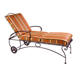 Heartland Chaise Lounge - By OW Lee