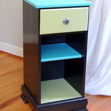 Traditional Nightstands And Bedside Tables by reStyled furnishings